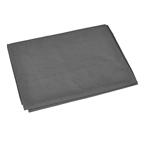 Neewer Hintergrund grau 10x 12ft/3x 3,6m Foto Studio 100% Chiffon Pure faltbar für Fotografie Video TV (grau)