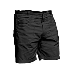 Regatta Mens New Action Shorts (30inch) (Black)