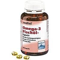 revoMed Omega 3 Fischöl Kapseln 220St. preisvergleich bei billige-tabletten.eu