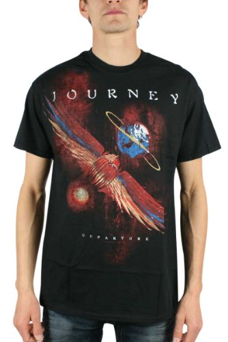Journey -  T-shirt - Uomo nero L