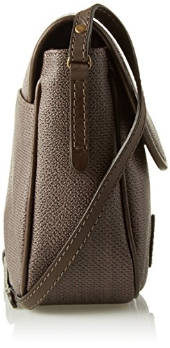Timberland Women s TB0M5571 Cross-Body Bag Brown Brown  Black Coffe 544