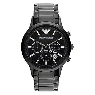 Emporio Armani Herren-Uhren AR1451 (B0081R53W4) | Amazon price tracker / tracking, Amazon price history charts, Amazon price watches, Amazon price drop alerts