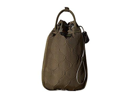 Pacsafe Travelsafe 3L GII - Mobiler Safe mit TSA-Zahlen Schloß, Trage-Tasche mit Anti-Diebstahl Technologie, 3 Liter Volumen, Braun/Utility