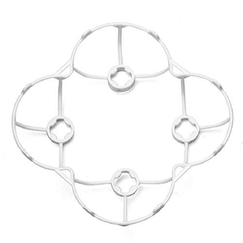 Culater® 16 Stücke Propeller + 1 weiße Blatt Schutzfolie Ersatzteil für Cheerson CX-10 RC Quadcopter - 2