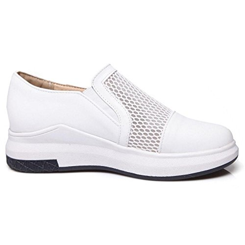Coolcept Femmes Mode a Enfiler Escarpins white