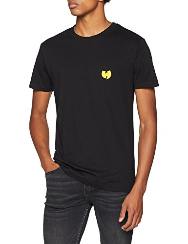 Wu Wear Front de Back Thé T-shirt XL noir