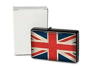 Briquet Tempete A Essence Rarement Imprimé Grande -Bretagne drapeau