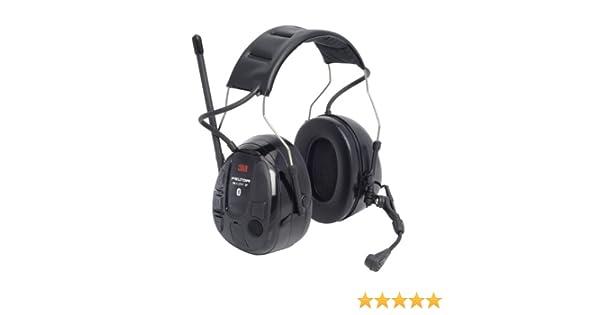 3M PELTOR WS Alert XP Headset 29dB Headband MRX21AWS5