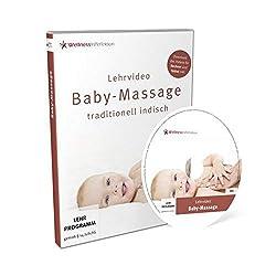 DVD Baby-Massage (Lehrvideo) | Für Anfänger und Profis | Inkl. kostenloser Tablet-/Smartphone-Version zum Download [dvd] [2016]...