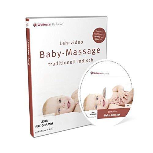 DVD Baby-Massage (Lehrvideo) | Für Anfänger und Profis | Inkl. kostenloser Tablet-/Smartphone-Version zum Download -