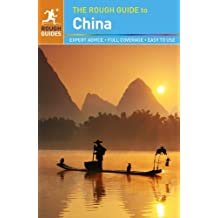 The Rough Guide to China by David Leffman (2014-06-02)