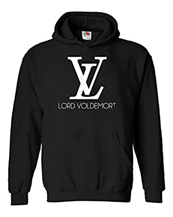 sweat unisex lord voldemort sweat capuche dr le ironica harry potter lamaglieria amazon. Black Bedroom Furniture Sets. Home Design Ideas
