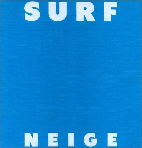 SURF NEIGE par Hervé Hauss