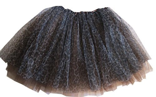 Ballet Dress-Up Fairy Tutu (More colors...) Select Color: Cheetah Print by Lil Princess