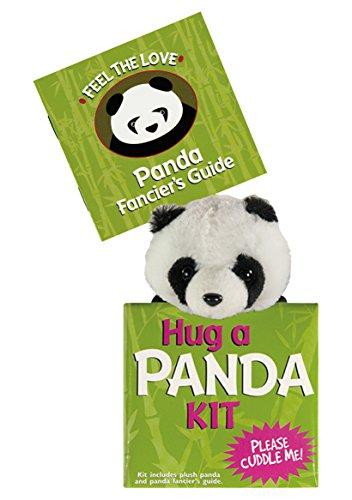 Hug a Panda Kit (Book with Plush) (Panda Kit)