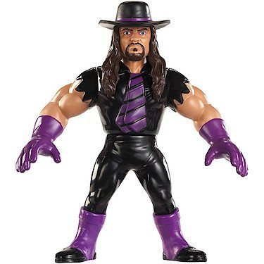 WWE Retro Kollektion The Undertaker Actionfigur 4.5 Zoll