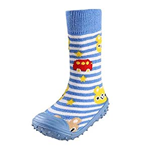 XPartner Cute Baby Rutschfeste Boden Socken Cartoon Boden Socken Kinder Winter warme Anti-Rutsch-Socken