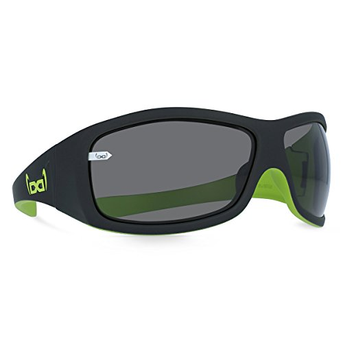 gloryfy unbreakable eyewear Sonnenbrille G3 devil green, schwarz grün
