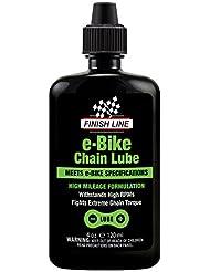 Finish Line E-Bike kettenöl 120ml frasco pflegen + Esperar, multicolor