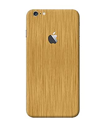 dbrand Gold Metal Back Full Mobile Skin for Apple iPhone 6 Plus