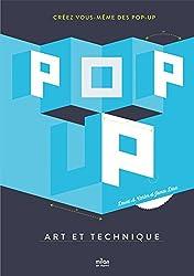 POP-UP ART ET TECHNIQUE