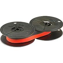 Farbband für DIN 32755 - 53mm Durchmesser - schwarz/rot -Farbbandfabrik Original
