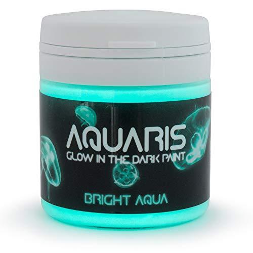 n leuchtende Farbe, Aquaris 50ml (1.7 FL oz), Helle Aqua-Farbe (Hellblau-Türkis) ()