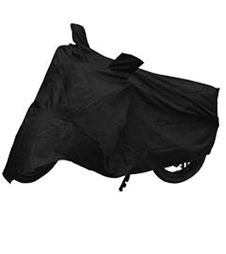Capeshoppers Bike Body Cover Black For Royal Enfield Bullet Electra Standard  available at amazon for Rs.290