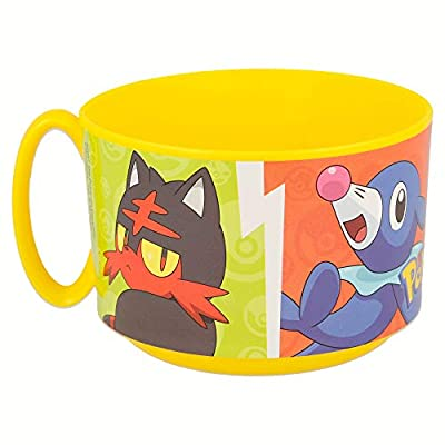 Pokemon- Tazon plastico Micro 450ml (STOR 06827) de Stor