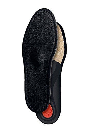 Pedag Viva Sneaker anatomische Barfußeinlage, schwarz (40)