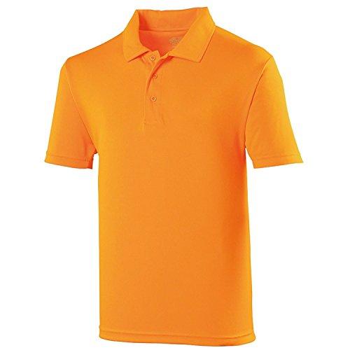 Cool polo Orange - Electric Orange