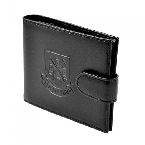 West Ham FC - Portefeuille officiel en cuir
