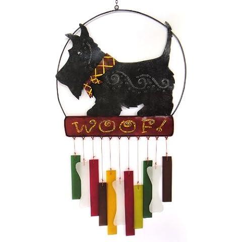 Scotty Woof Wind Chime