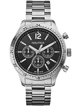 Nautica Herren-Armbanduhr XL Chr