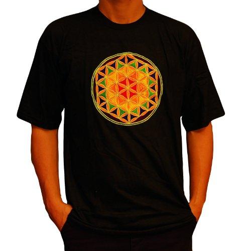 ImZauberwald - Camiseta - para Hombre Negro Large