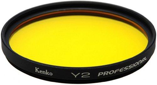 Kenko 62mm Y2 Professional Multi-coated Camera Lens Filters