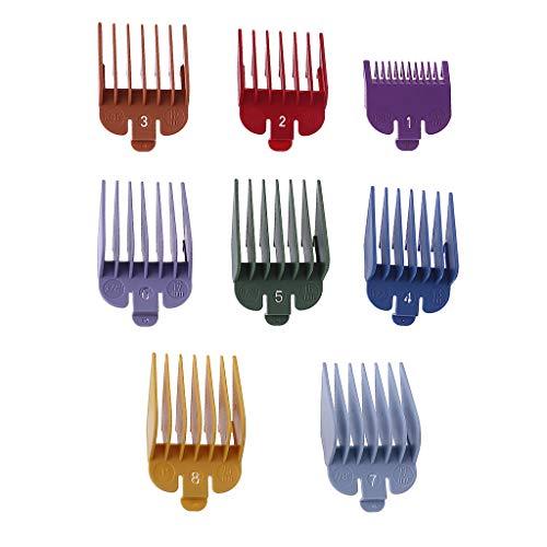 Longsw 8P - Peine de recambio universal para cortapelos