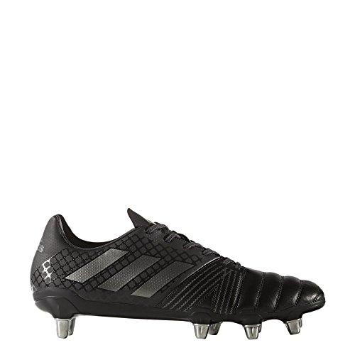 adidas Kakari Sg, Chaussures de Rugby Homme Multicolore (Core Black Night Met. Utility Black F16)