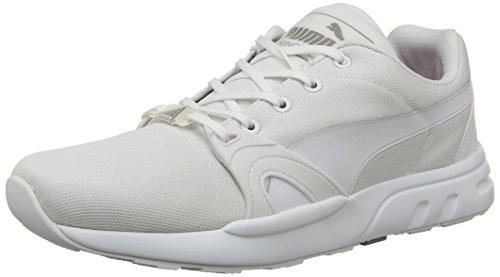 Puma XT S, Unisex-Erwachsene Sneakers, Weiß (white-white 03), 46 EU (11 Erwachsene UK)