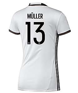 Adidas MULLER #13 Deutschland Frauen Heimtrikot EURO 2016