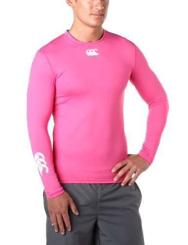 canterbury-cold-long-sleeve-top-baselayer-homme-bright-pink-l