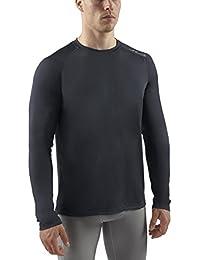 Sub Sports Men's Heat Stay Cool Longsleeve T-Shirt Tech