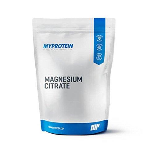 My Protein Magnesium Citrate 500 g - Energieproduktion, Gewebekontraktion, Nerven