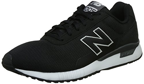 New Balance 005, Scarpe Running Uomo, Nero (Black/White Ya), 44 EU