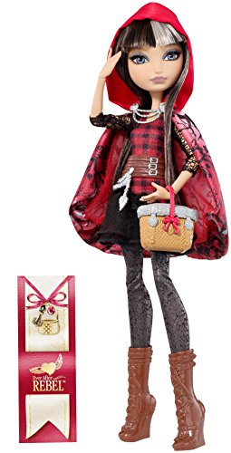 Ever After High Cerise Hood Doll  38a41aecd2f