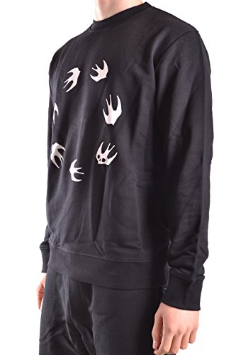 alexander-mcqueen-mens-348190rjt051000-black-cotton-sweatshirt