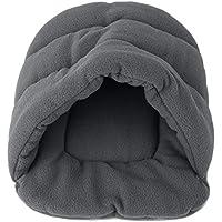 banbie8409 Cómoda de algodón Suave para Mascotas Perros Gato del Invierno  Casa Lavable Zapatilla Forma de 49c59d8f7b4