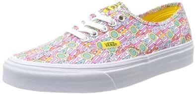 Vans U Authentic(the Beatles) A, Sneakers Basses Adulte Mixte - Multicolore (the Beatles), 36 EU