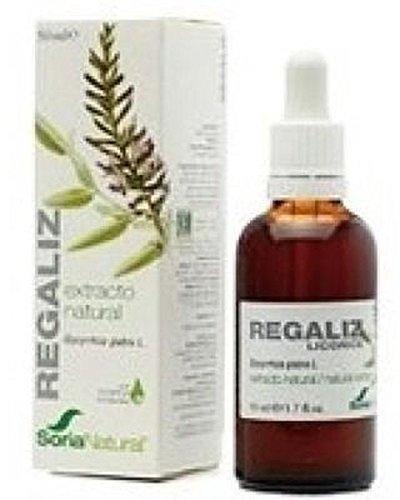 Extracto de Regaliz S/Al 50 ml de Soria Natural