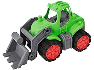 Big Power Tractor Loader, Green